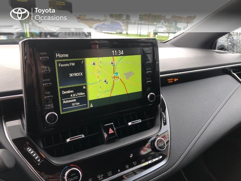 Photo 15 de l'offre de TOYOTA Corolla 122h Dynamic MY20 à 21990€ chez Altis - Toyota Pontivy