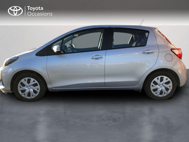 Photo 3 de l'offre de TOYOTA Yaris 70 VVT-i France 5p MY19 à 10890€ chez Altis - Toyota Pontivy