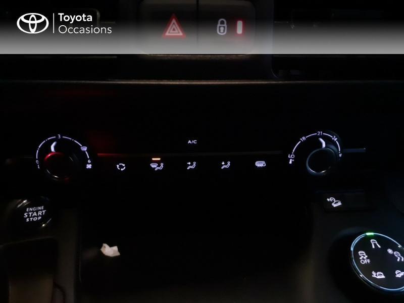 Photo 17 de l'offre de TOYOTA PROACE CITY Medium 130 D-4D Business à 23290€ chez Altis - Toyota Pontivy
