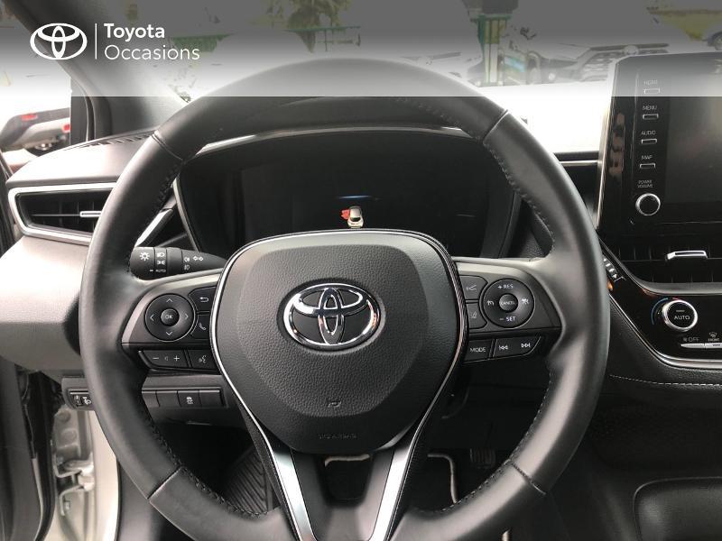 Photo 13 de l'offre de TOYOTA Corolla 122h Dynamic MY20 à 21990€ chez Altis - Toyota Pontivy