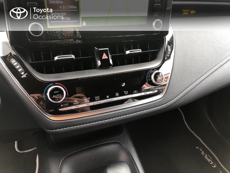 Photo 19 de l'offre de TOYOTA Corolla 122h Dynamic MY20 à 21990€ chez Altis - Toyota Pontivy