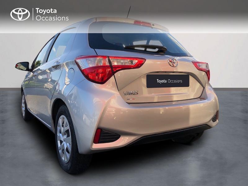 Photo 2 de l'offre de TOYOTA Yaris 70 VVT-i France 5p MY19 à 10890€ chez Altis - Toyota Pontivy