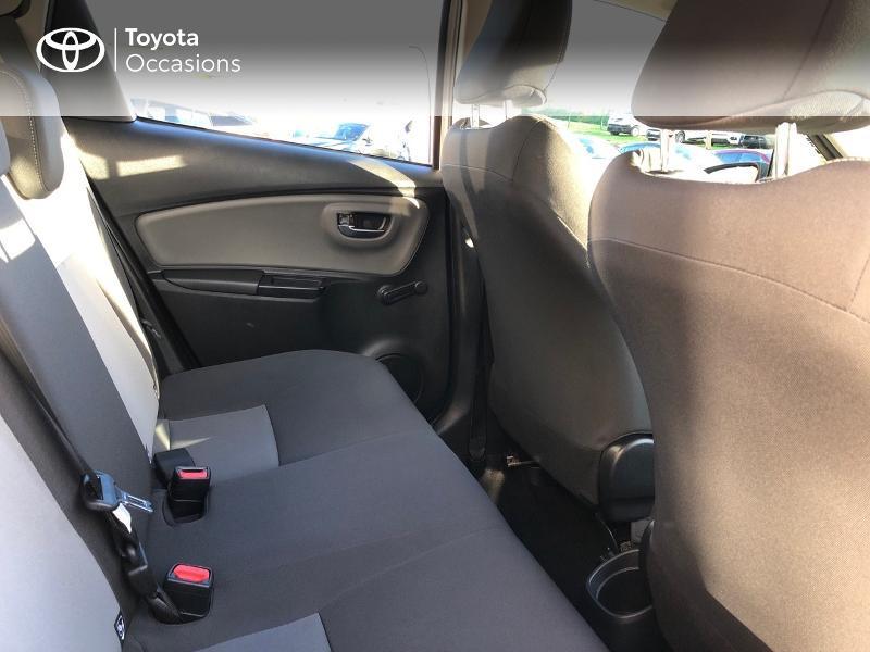Photo 6 de l'offre de TOYOTA Yaris 70 VVT-i France 5p MY19 à 10890€ chez Altis - Toyota Pontivy