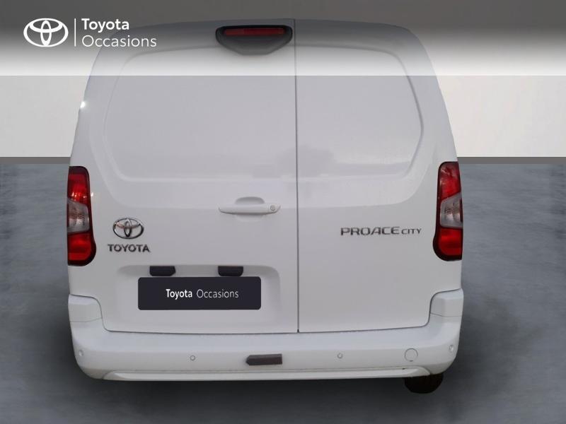 Photo 4 de l'offre de TOYOTA PROACE CITY Medium 130 D-4D Business à 23290€ chez Altis - Toyota Pontivy