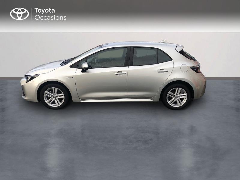 Photo 3 de l'offre de TOYOTA Corolla 122h Dynamic MY20 à 21990€ chez Altis - Toyota Pontivy