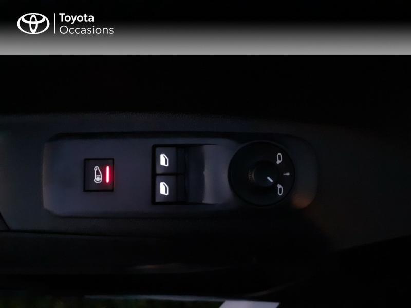 Photo 16 de l'offre de TOYOTA PROACE CITY Medium 130 D-4D Business à 23290€ chez Altis - Toyota Pontivy