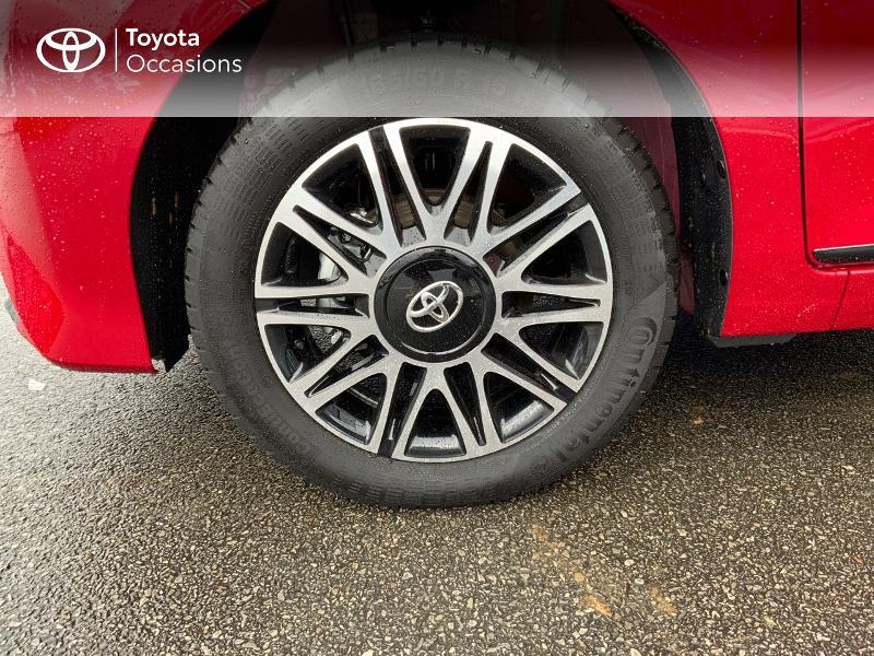 Photo 18 de l'offre de TOYOTA Aygo 1.0 VVT-i 72ch x-clusiv 5p MY20 à 11890€ chez Altis - Toyota Pontivy