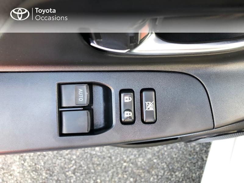 Photo 19 de l'offre de TOYOTA Yaris 70 VVT-i France 5p MY19 à 10890€ chez Altis - Toyota Pontivy