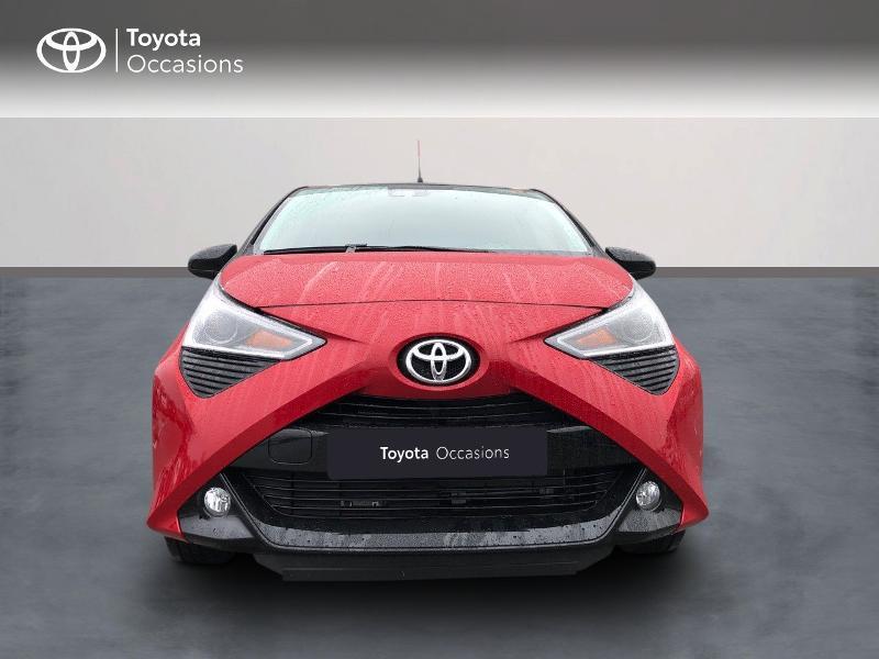 Photo 1 de l'offre de TOYOTA Aygo 1.0 VVT-i 72ch x-clusiv 5p MY20 à 13490€ chez Altis - Toyota Pontivy