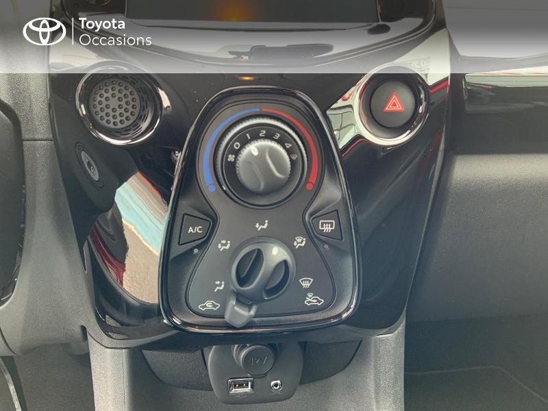 Photo 20 de l'offre de TOYOTA Aygo 1.0 VVT-i 72ch x-clusiv 5p MY20 à 11890€ chez Altis - Toyota Pontivy