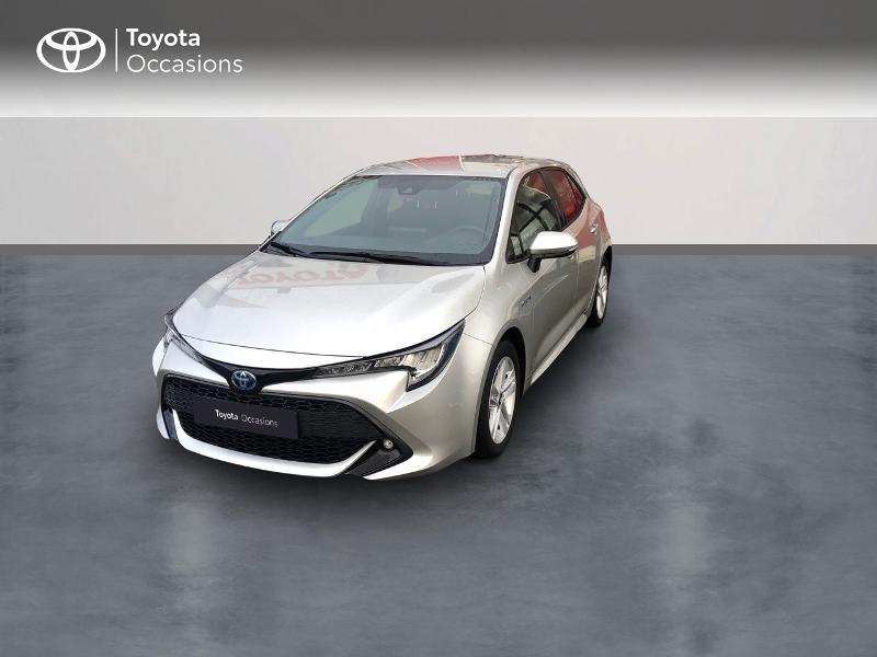 Photo 1 de l'offre de TOYOTA Corolla 122h Dynamic MY20 à 21990€ chez Altis - Toyota Pontivy