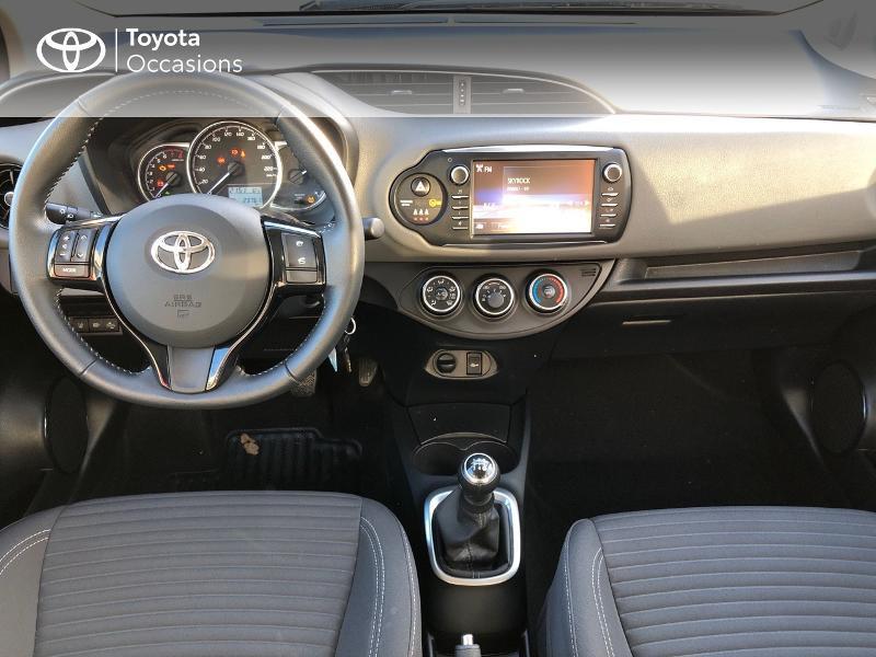 Photo 4 de l'offre de TOYOTA Yaris 70 VVT-i France 5p MY19 à 10890€ chez Altis - Toyota Pontivy