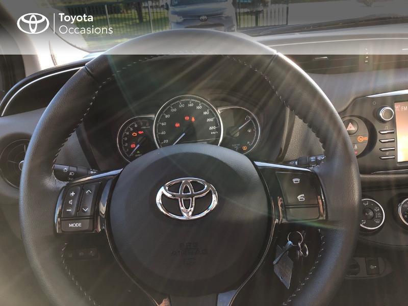 Photo 13 de l'offre de TOYOTA Yaris 70 VVT-i France 5p MY19 à 10890€ chez Altis - Toyota Pontivy