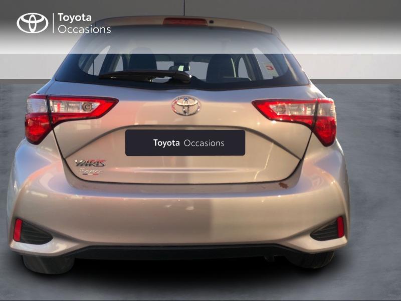 Photo 7 de l'offre de TOYOTA Yaris 70 VVT-i France 5p MY19 à 10890€ chez Altis - Toyota Pontivy
