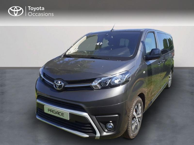 Toyota PROACE Verso Long 1.5 120 D-4D Dynamic RC21 Diesel GRIS PLATINE METAL Occasion à vendre