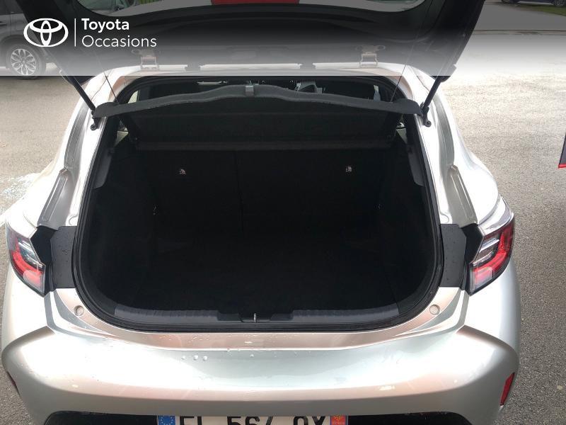 Photo 10 de l'offre de TOYOTA Corolla 122h Dynamic MY20 à 21990€ chez Altis - Toyota Pontivy