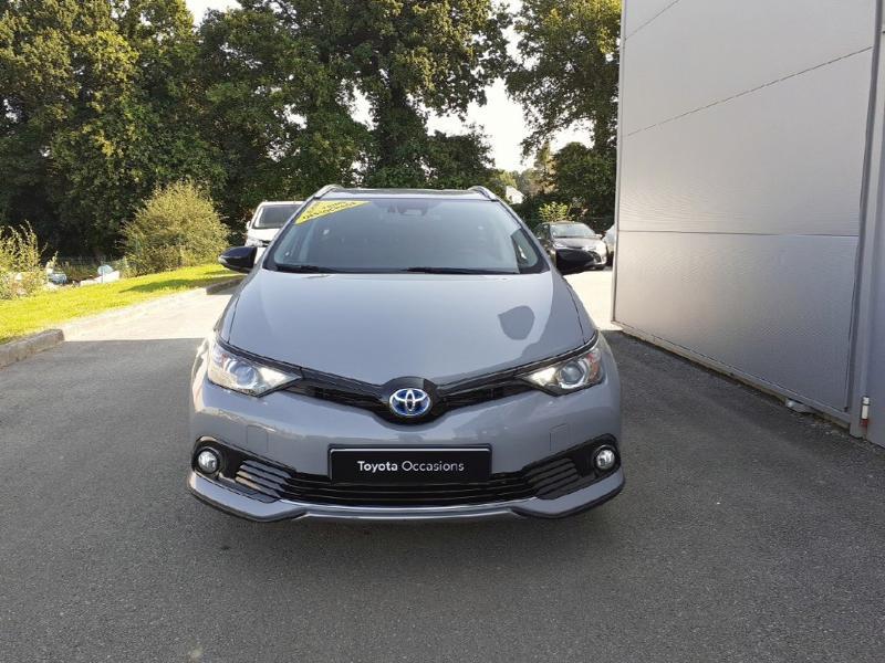 Toyota Auris Touring Sports HSD 136h Freestyle Hybride Gris Manhattan Occasion à vendre