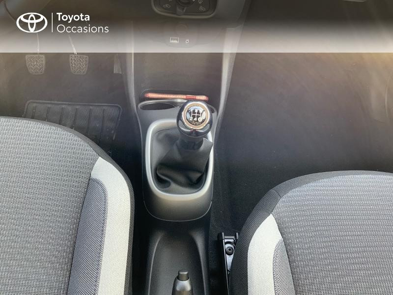 Photo 15 de l'offre de TOYOTA Aygo 1.0 VVT-i 72ch x-play 5p MY20 à 12490€ chez Altis - Toyota Pontivy