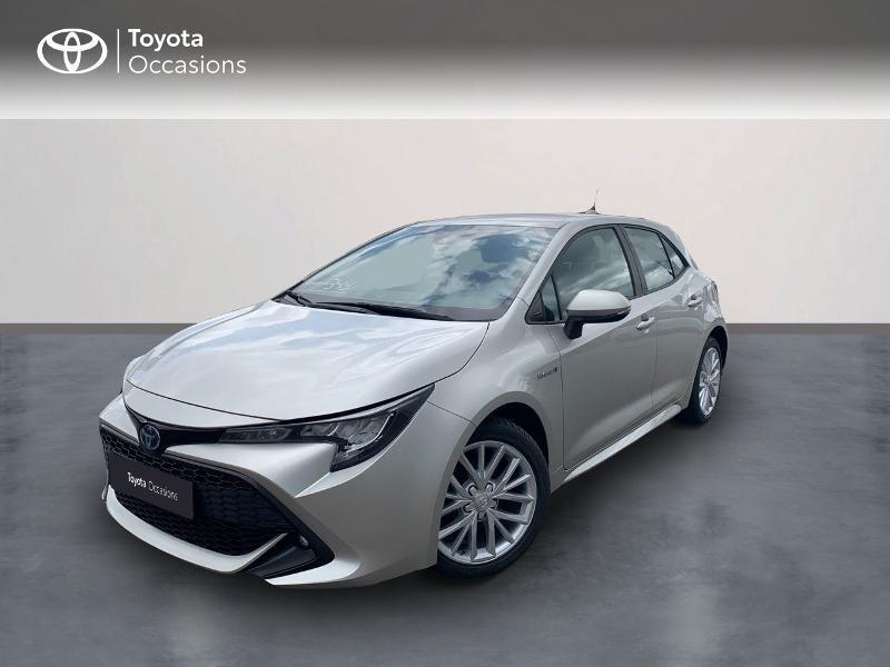 Toyota Corolla 122h Dynamic MY20 Hybride GRIS ARGENT Occasion à vendre