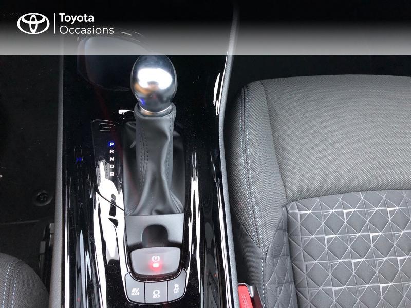 Photo 22 de l'offre de TOYOTA C-HR 122h Edition 2WD E-CVT MY20 à 26980€ chez Altis - Toyota Pontivy