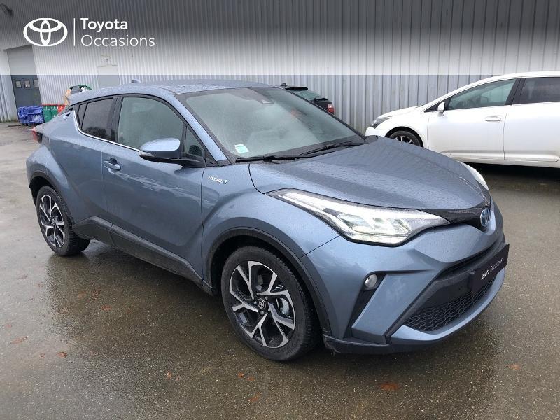 Photo 19 de l'offre de TOYOTA C-HR 122h Edition 2WD E-CVT MY20 à 26980€ chez Altis - Toyota Pontivy