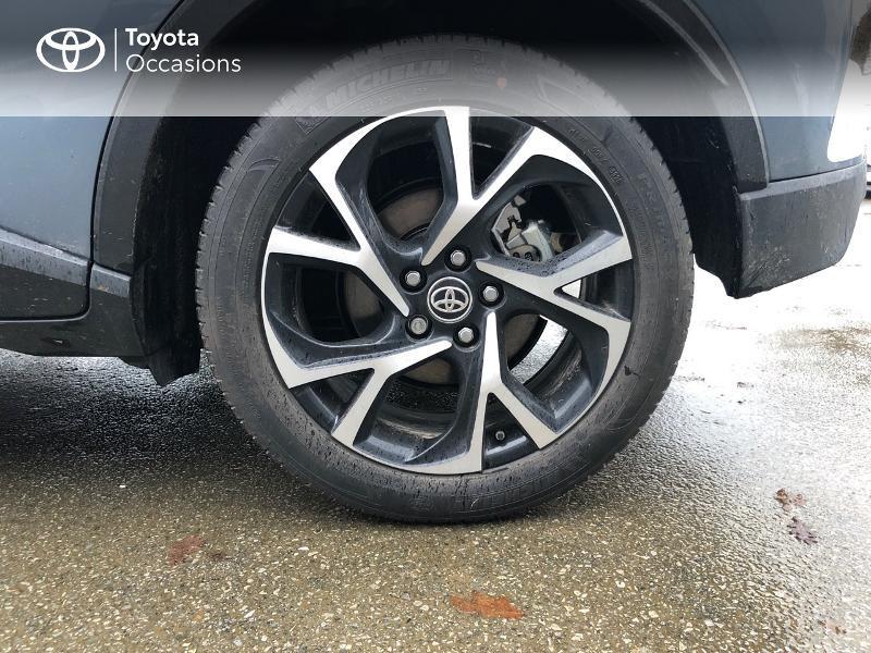 Photo 16 de l'offre de TOYOTA C-HR 122h Edition 2WD E-CVT MY20 à 26980€ chez Altis - Toyota Pontivy