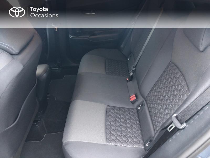 Photo 12 de l'offre de TOYOTA C-HR 122h Edition 2WD E-CVT MY20 à 26980€ chez Altis - Toyota Pontivy