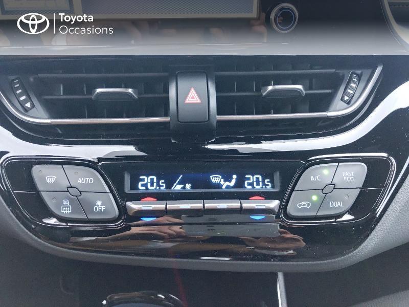 Photo 21 de l'offre de TOYOTA C-HR 122h Edition 2WD E-CVT MY20 à 26980€ chez Altis - Toyota Pontivy