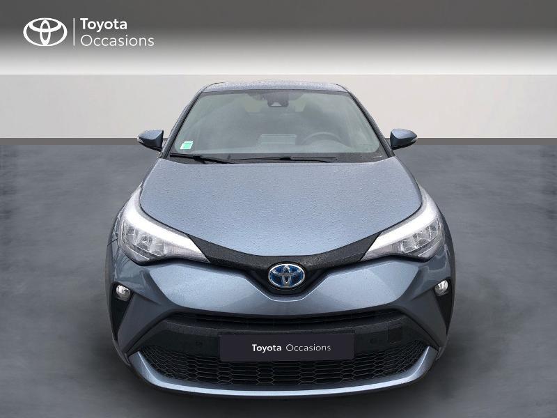 Photo 5 de l'offre de TOYOTA C-HR 122h Edition 2WD E-CVT MY20 à 26980€ chez Altis - Toyota Pontivy