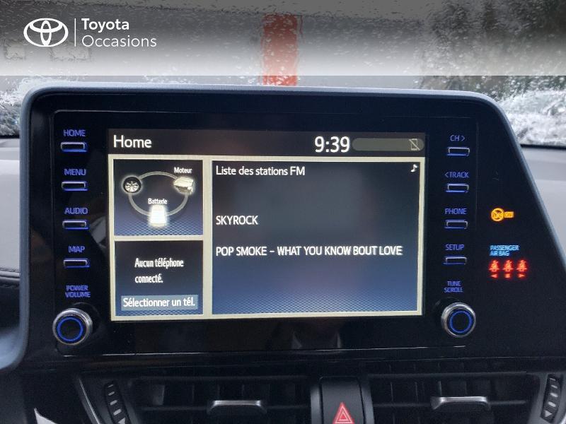 Photo 15 de l'offre de TOYOTA C-HR 122h Edition 2WD E-CVT MY20 à 26980€ chez Altis - Toyota Pontivy