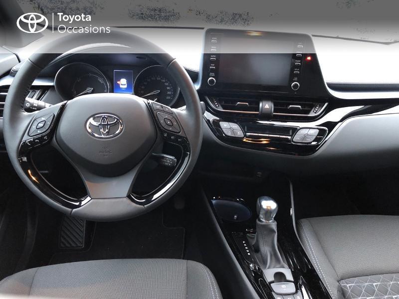 Photo 8 de l'offre de TOYOTA C-HR 122h Edition 2WD E-CVT MY20 à 26980€ chez Altis - Toyota Pontivy