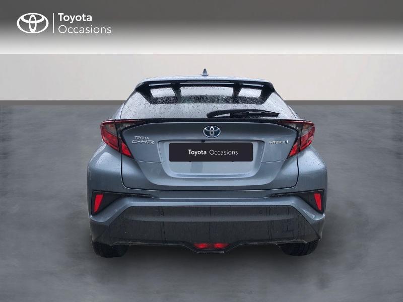 Photo 4 de l'offre de TOYOTA C-HR 122h Edition 2WD E-CVT MY20 à 26980€ chez Altis - Toyota Pontivy