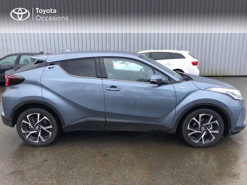 Photo 17 de l'offre de TOYOTA C-HR 122h Edition 2WD E-CVT MY20 à 26980€ chez Altis - Toyota Pontivy