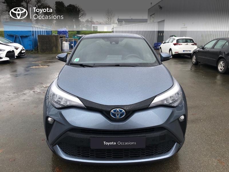 Photo 27 de l'offre de TOYOTA C-HR 122h Edition 2WD E-CVT MY20 à 26980€ chez Altis - Toyota Pontivy