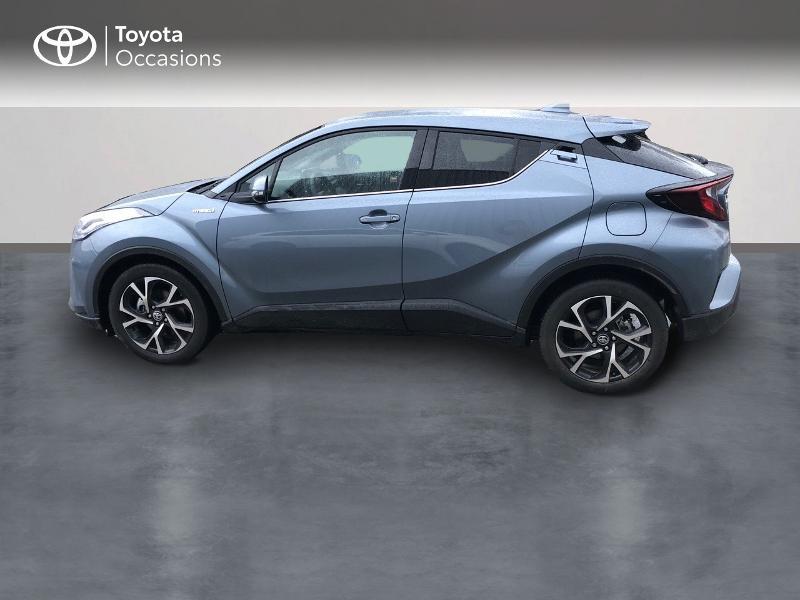 Photo 3 de l'offre de TOYOTA C-HR 122h Edition 2WD E-CVT MY20 à 26980€ chez Altis - Toyota Pontivy