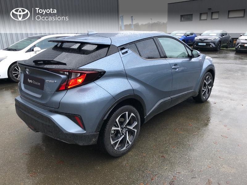 Photo 18 de l'offre de TOYOTA C-HR 122h Edition 2WD E-CVT MY20 à 26980€ chez Altis - Toyota Pontivy