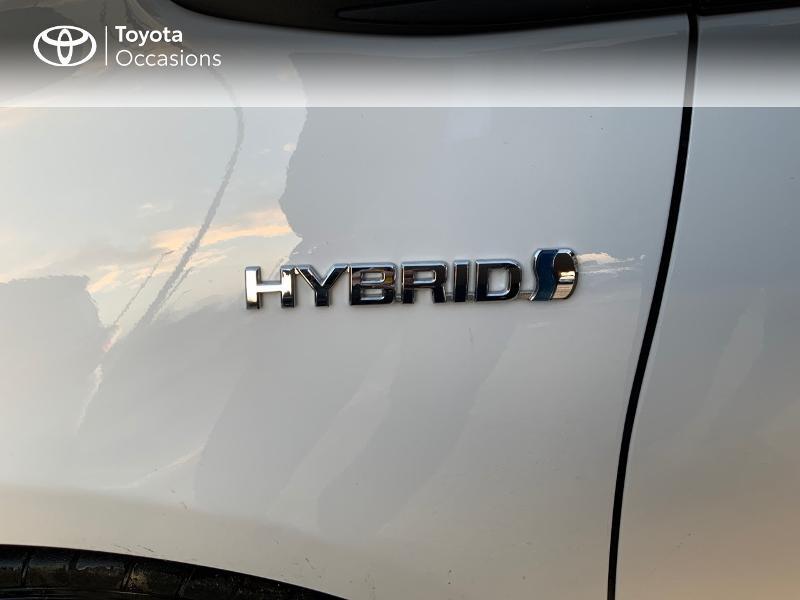 Photo 24 de l'offre de TOYOTA Yaris 100h France 5p à 14840€ chez Altis - Toyota Auray