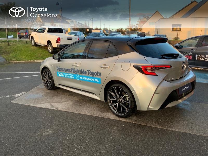 Photo 26 de l'offre de TOYOTA Corolla 122h Collection MY20 5cv à 27390€ chez Altis - Toyota Auray