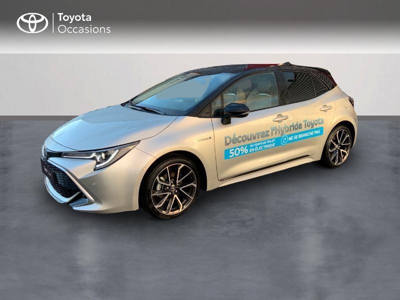 Photo 1 de l'offre de TOYOTA Corolla 122h Collection MY20 5cv à 27390€ chez Altis - Toyota Auray