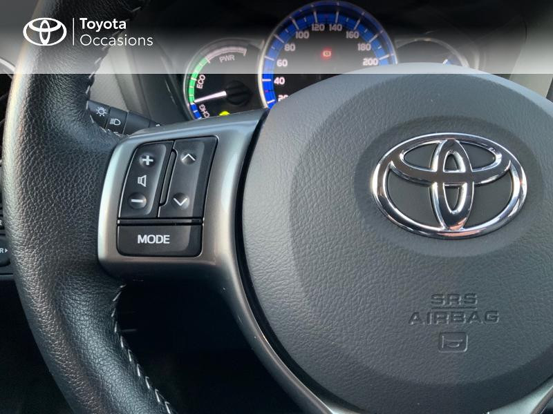 Photo 20 de l'offre de TOYOTA Yaris HSD 100h Dynamic 5p à 11940€ chez Altis - Toyota Auray