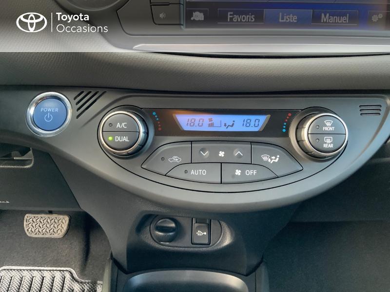 Photo 11 de l'offre de TOYOTA Yaris HSD 100h Dynamic 5p à 13660€ chez Altis - Toyota Auray