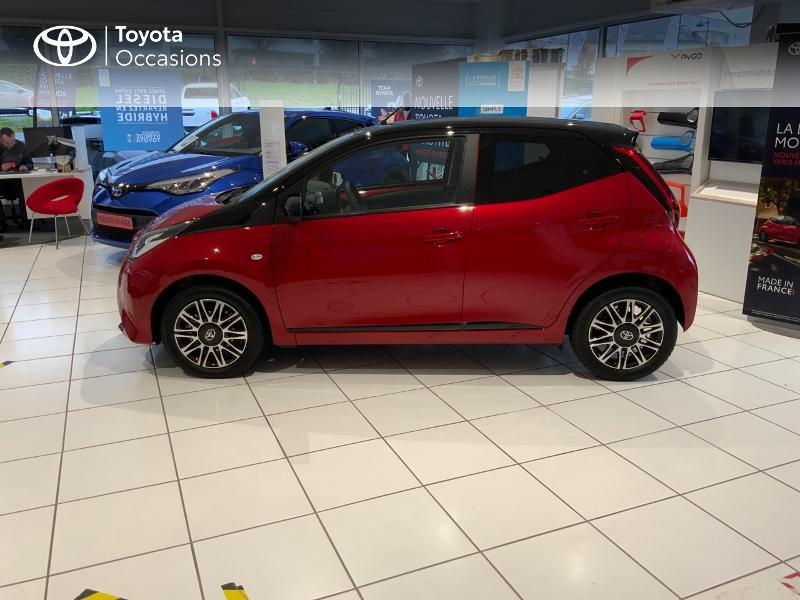 Photo 27 de l'offre de TOYOTA Aygo 1.0 VVT-i 72ch x-clusiv 5p MY20 à 13440€ chez Altis - Toyota Auray