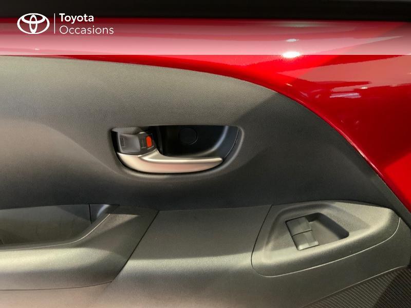 Photo 21 de l'offre de TOYOTA Aygo 1.0 VVT-i 72ch x-clusiv 5p MY20 à 13440€ chez Altis - Toyota Auray
