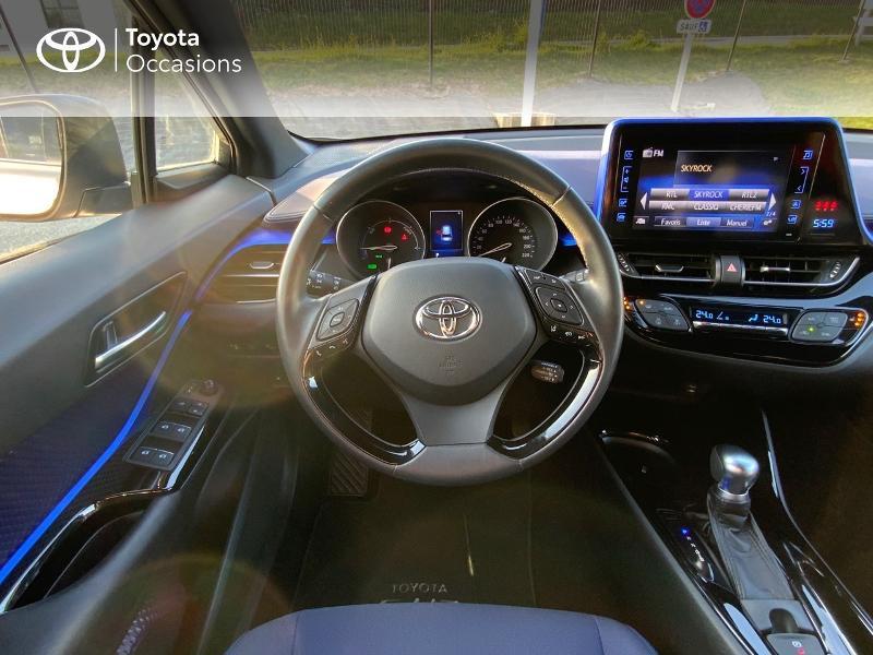 Photo 9 de l'offre de TOYOTA C-HR 122h Graphic 2WD E-CVT à 20990€ chez Altis - Toyota Auray