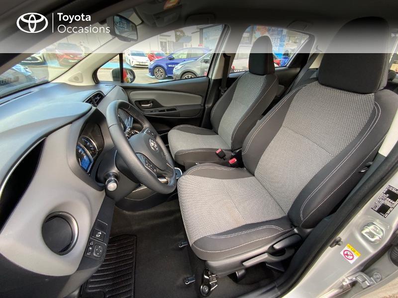 Photo 14 de l'offre de TOYOTA Yaris HSD 100h Dynamic 5p à 13660€ chez Altis - Toyota Auray