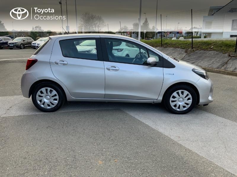 Photo 22 de l'offre de TOYOTA Yaris HSD 100h Dynamic 5p à 13660€ chez Altis - Toyota Auray