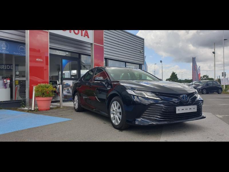 Photo 3 de l'offre de TOYOTA Camry Hybride 218ch Dynamic à 38790€ chez Altis - Toyota Auray