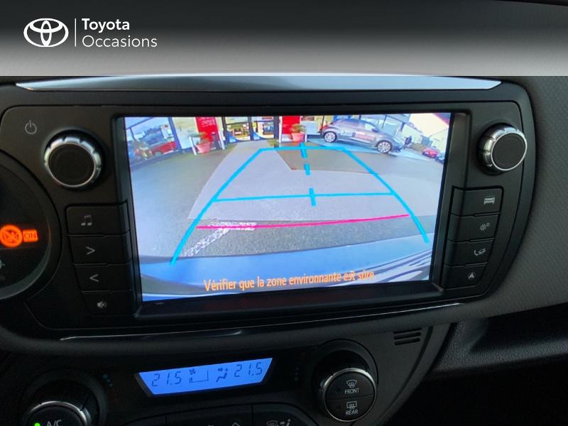 Photo 24 de l'offre de TOYOTA Yaris HSD 100h Dynamic 5p à 11940€ chez Altis - Toyota Auray