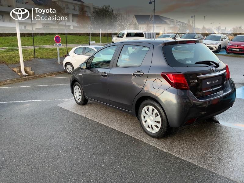 Photo 26 de l'offre de TOYOTA Yaris HSD 100h Dynamic 5p à 11940€ chez Altis - Toyota Auray