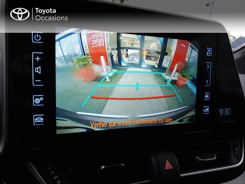Photo 16 de l'offre de TOYOTA C-HR 122h Edition 2WD E-CVT RC18 à 21990€ chez Altis - Toyota Auray